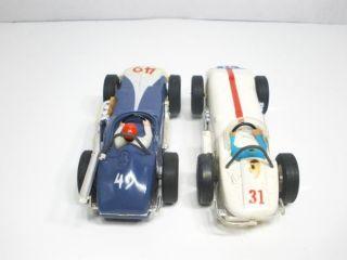 Vintage Marx  Auto Road Racer Set Featuring Sky Driver Jump