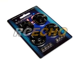 RC Car Dynmaic Wheel Light LED Set Blue GT Power LE370