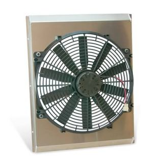 Direct Fit Electric Fan 2 500 CFM Puller 16 Dia Single 318