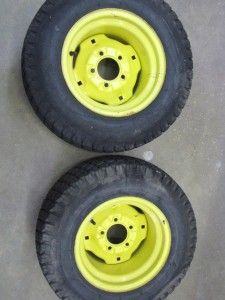 260 265 285 320 318 425 Tractor 23 x 10 50 12 Wheels Tire H604