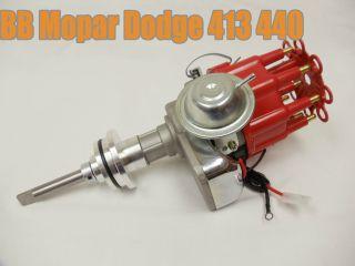 Big Block Mopar Dodge Plymouth 413 440 Complete Electronic Distributor