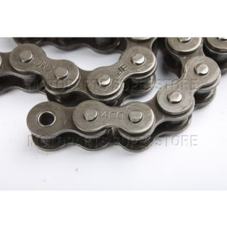100 Links 420 Chain Honda XR50 CFR50 Bikes 50cc 70cc 90cc 110cc 125cc