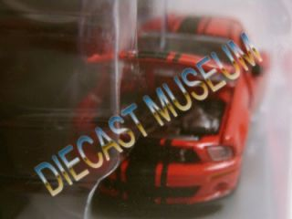 2008 08 Shelby Mustang GT500 Super Snake 427 Diecast 50 Years