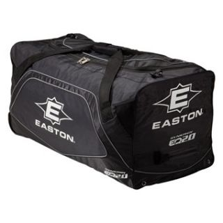 Easton Synergy EQ20 Wheeled Hockey Equipment Bag Black Royal