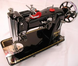 Pfaff 130 Industrial Strength Sewing Machine 4 Leather