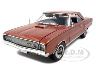 1967 Dodge Coronet R T 440 Turbine Bronze 1 18