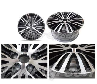 Aluminum Wheels Rims 4pcs 19 for Kia 10 13 Cadenza K7 New 529103R450