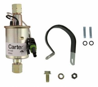Carter P74143 in Line Electric Fuel Lift Pump Chevy GMC 6 5L Diesel