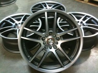 Jetta Passat Beetle Cabriolet VR6 Scion TC Wheels Rims 5x100