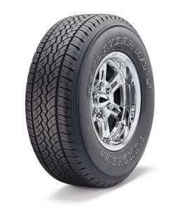 Yokohama Tires Tire Geolandar H/T S 275 /55R17 Radial H Speed Rated