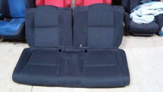 JDM 02 06 Honda Acura RSX Type R DC5 Rear Recaro Seat Integra Type s