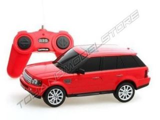 Radio Control Range Rover Sport HSE in Red 1 24 Scale Licensed Model