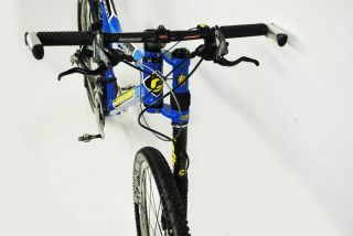 Cannondale Scalpel Team Full Suspension Mountain Bike Carbon Lefty SI