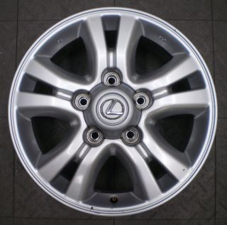 74163 Lexus LX470 18 Factory Wheel Rim B
