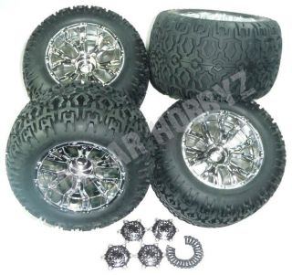 Losi LST XXL 420 ATX Tires Force Wheels LST2 20mm
