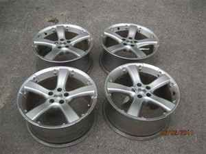 2000 VW Jetta 1000 Miclia Set of 4 17 Wheels Rims LKQ