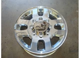 18 2011 Chevy Silverado 2500 HD Wheel Rim Factory