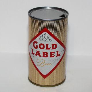 Gold Label Flat Top Walter Brewing Pueblo Co