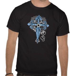 Carpe Diem Cross Shirt