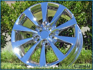 2009 Lexus LS 460 Chrome 18 inch Wheels Rims New