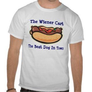 Hot Dog / Sausage Maker   Seller   Vendor Shirt