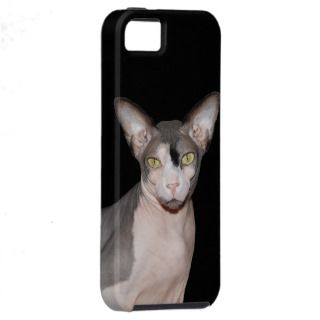 iPhone Vibe Case  Sphynx Cat Ninja black