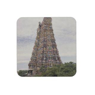 Sri Meenakshi Amman Temple, Madurai, Tamil Nadu, Drink Coaster