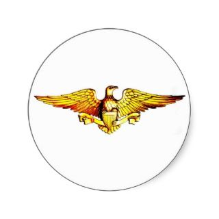 GOLDEN EAGLE stickers
