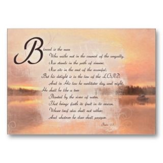 & Inspirational Bible Verse Cards Business Cards