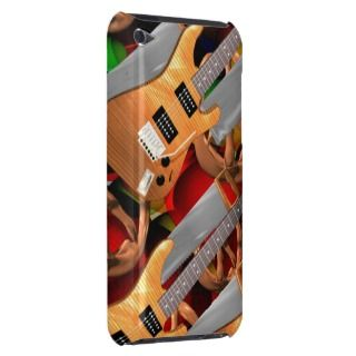 Guitars & saws make music iPod case mate case