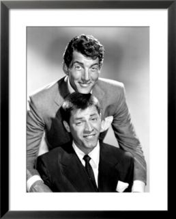 Dean Martin and Jerry Lewis, 1952 Pre made Frame