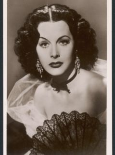 Hedy Lamarr (Hedwig Kiesler) Austrian Actress in American Films Photographic Print