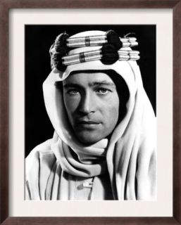 Lawrence of Arabia, Peter OToole, 1962 Pre made Frame