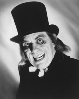 Lon Chaney   London After Midnight Photograph