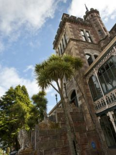 Larnachs Castle, Dunedin, Otago Peninsula, South Island, New Zealand, Pacific Photographic Print by Michael Snell
