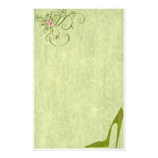 Bedazzled Diva In Kiwi Stationery