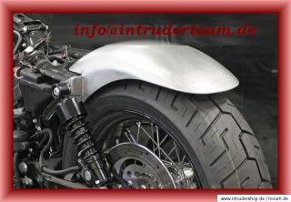 Heckfender Rear fender STEEL 18 200er Reifen Harley Davidson