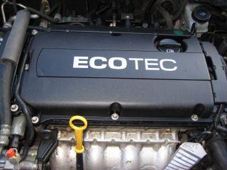 Chevrolet Aveo 1,4 74KW 2008 Motor 64Tkm F14D4 Serviceheft Checkheft