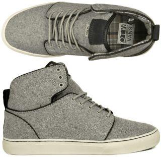 Vans Schuhe Alomar OTW Rock Wool grey grau 40 41 42 43 44 45 46 47