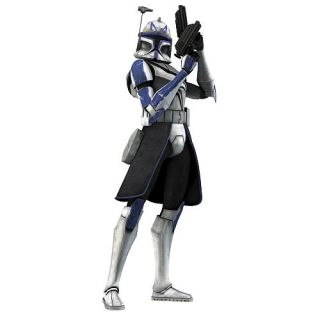 CAPTAIN REX**Wandtattoo Wandsticker STAR WARS The CLONE WARS Wand