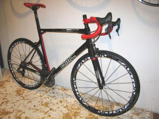 BMC Teammachine SLR01 Campa Super Record Team Machine