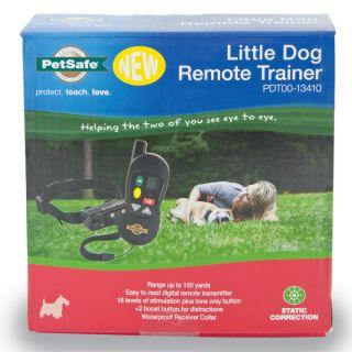 PetSafe� Deluxe Little Dog Bark Control   Training & Behavior   Dog