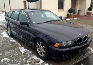 BMW e39 530d Touring. Facelift. 193ps TÜV & AU Mai 2014.