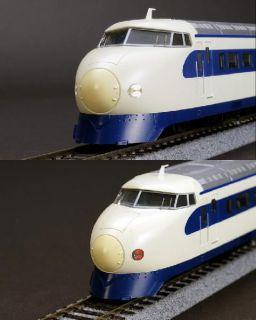Zoukei Mura HO Scale JR 0 Series Shinkansen Hikari Bullet Train Basic