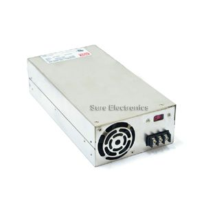 Mean Well MW 48V 12.5A 600W AC/DC Switching Power Supply SE 600 48