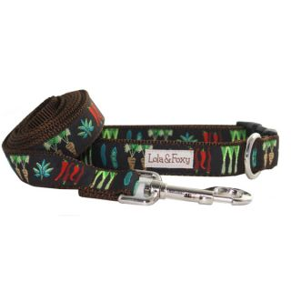 Lola & Foxy Nylon Dog Collars   Veggie Patch	   Collars   Collars, Harnesses & Leashes