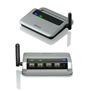 New Belkin High Speed Wireless USB Hub F5U303 VISTA