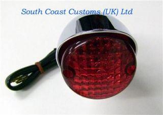Mini Rearlight Tail light, Stop/Tail Rearlamp   Custom, Harley