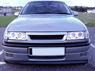 Opel Vectra A 2000 Kühlergrill Sportgrill Sport Front Grill ohne