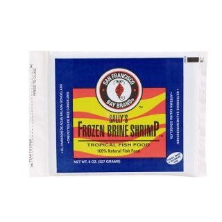 San Francisco Bay Brand� Sally's Frozen Brine Shrimp™ Tropical Fish Food   Tropical Food   Fish Food